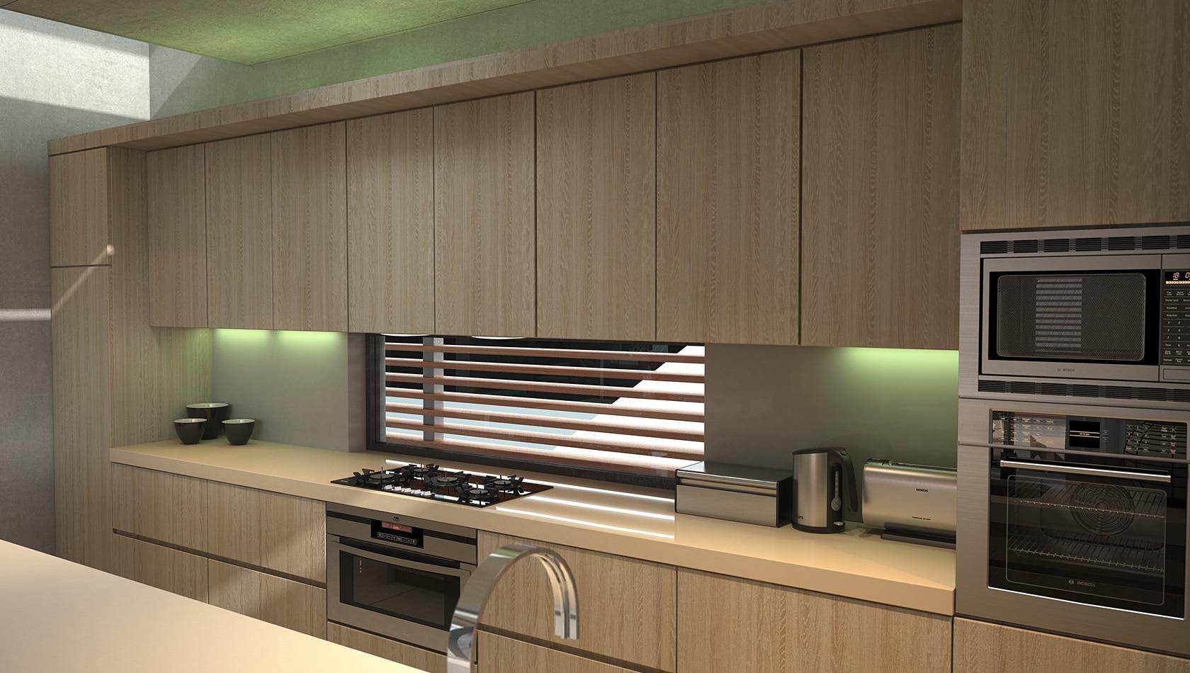 Lignacore keuken